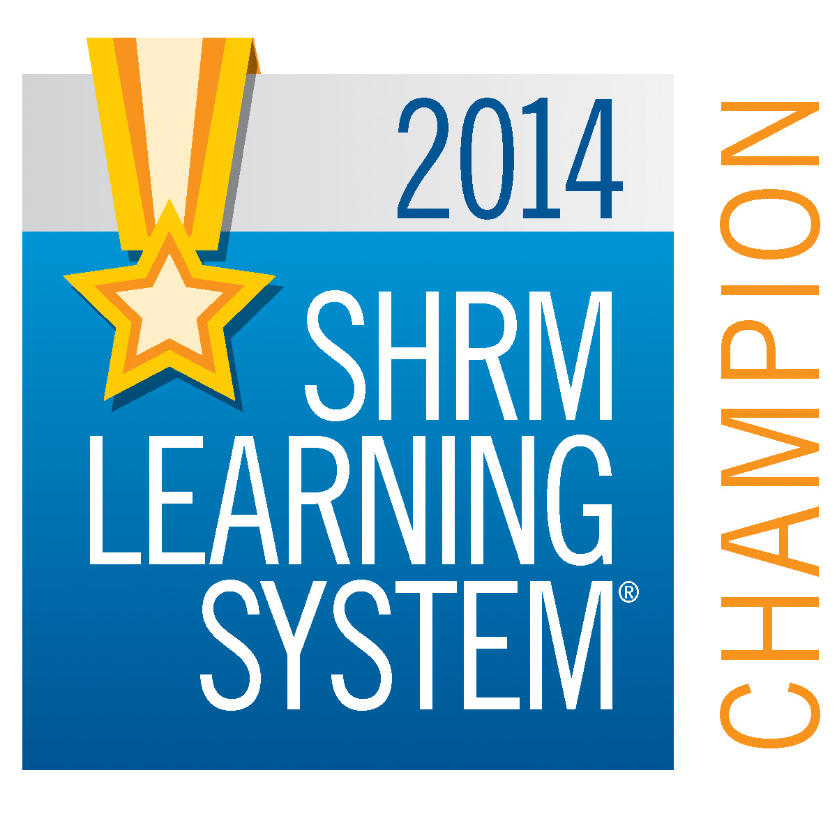 2014 SHRM Learning System Champion